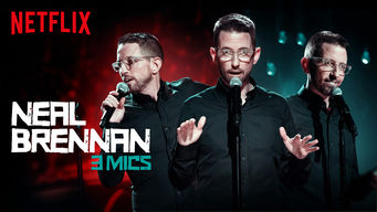 Neal Brennan: 3 Mics on Netflix AUS/NZ