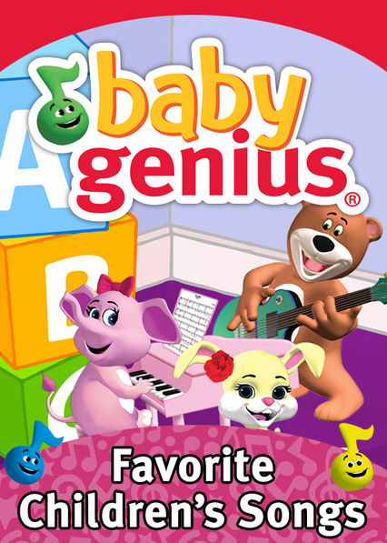 Baby Genius: Favorite Children's Songs on Netflix USA