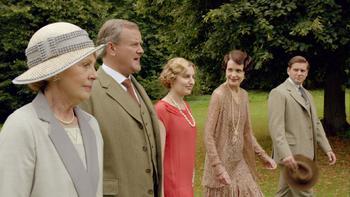 Episodio 9 (TTemporada 6) de Downton Abbey