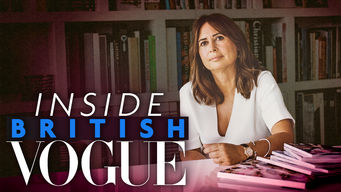 Inside British Vogue