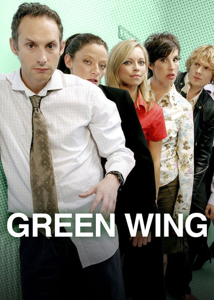 Green Wing on Netflix UK