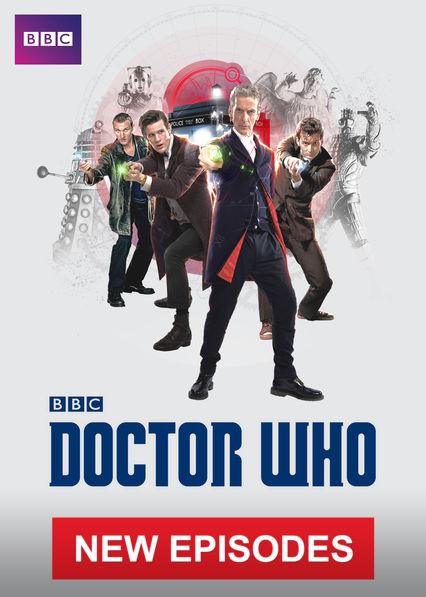 Doctor Who on Netflix UK