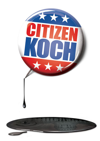 Citizen Koch on Netflix UK