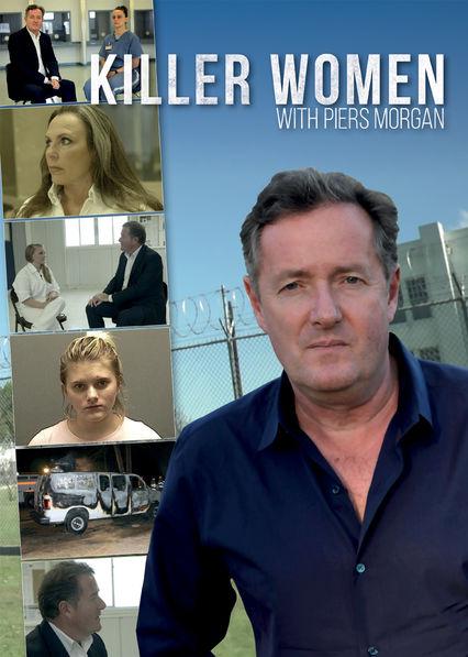 Carátula de Killer Women with Piers Morgan