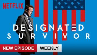 Designated Survivor on Netflix AUS/NZ