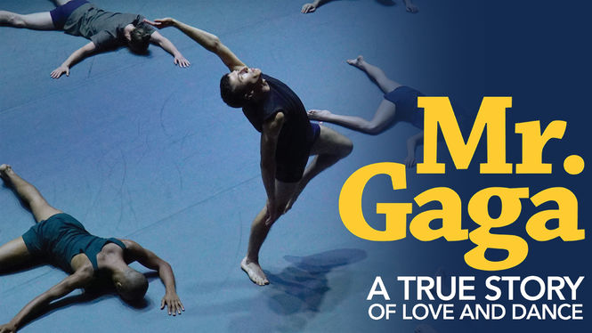 Mr. Gaga: A True Story of Love and Dance on Netflix Canada