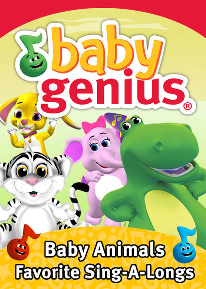 Baby Genius: Baby Animals Favorite Sing-A-Longs on Netflix UK