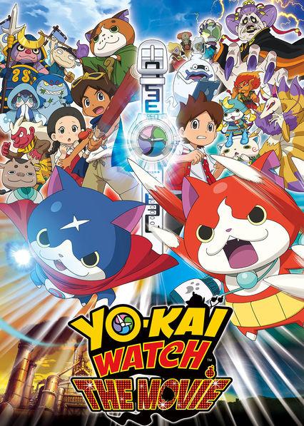 Yo-Kai Watch: The Movie on Netflix USA