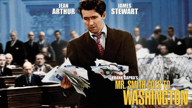 Locandina di Mr. Smith va a Washington