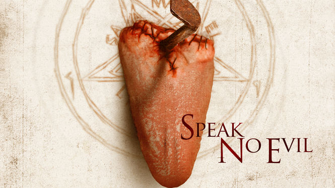 Locandina di Speak No Evil