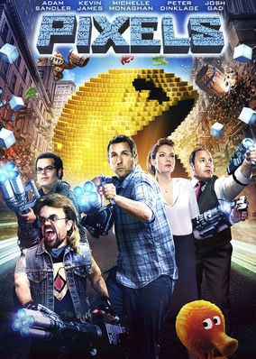 Pixels on Netflix AUS/NZ