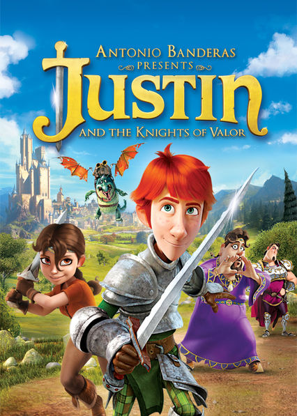 Justin and the Knights of Valor on Netflix USA
