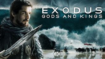 Exodus: Gods and Kings on Netflix UK
