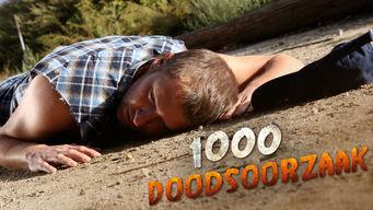 1000 Doodsoorzaak