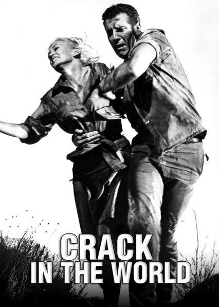 Crack in the World on Netflix UK