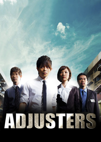 The Adjusters on Netflix UK