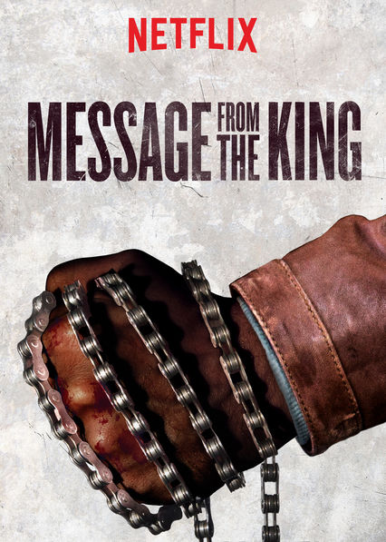 Message from the King