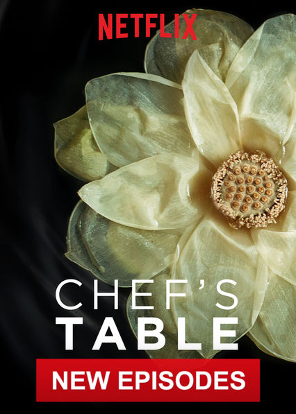 Chef's Table on Netflix AUS/NZ