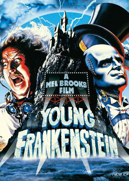Young Frankenstein on Netflix UK