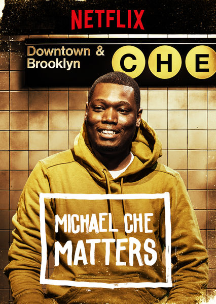 Carátula de Michael Che Matters