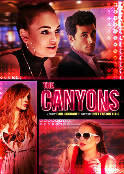 The Canyons on Netflix UK