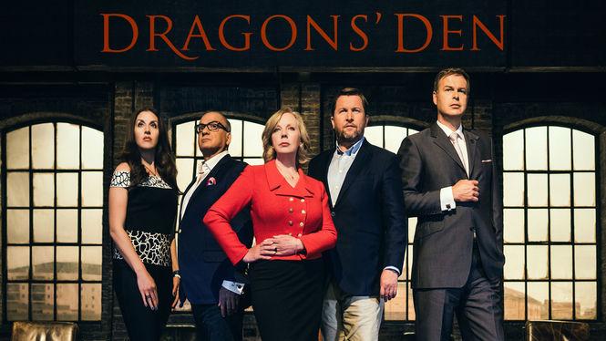 Dragons' Den on Netflix Canada