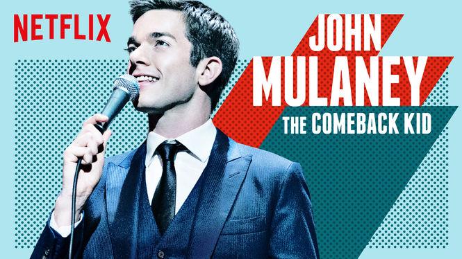 Locandina di John Mulaney: The Comeback Kid