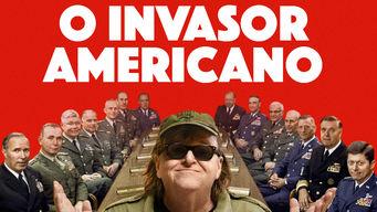 O invasor Americano