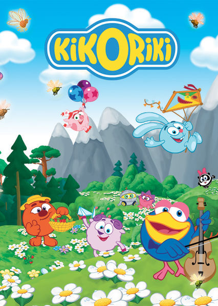 Kikoriki on Netflix AUS/NZ