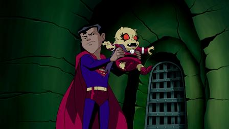 Season 1 Episode 7 - The Justice League battle Mordru in the background,.  Watch Justice League Unlimited: Season 1 Episode 7. Season 1 Episode 6  Fearful ...