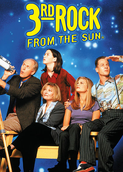 3rd Rock from the Sun on Netflix UK