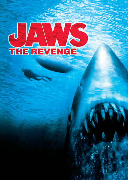 Jaws: The Revenge on Netflix Canada