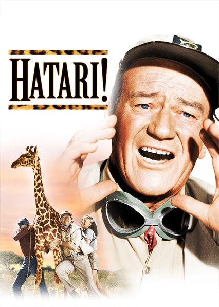 Hatari! on Netflix UK