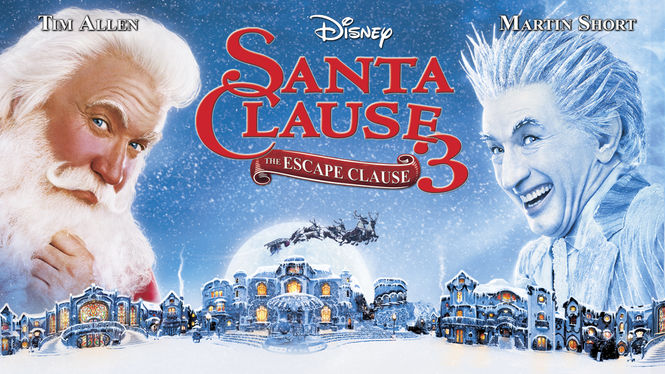 The Santa Clause 3: The Escape Clause on Netflix USA